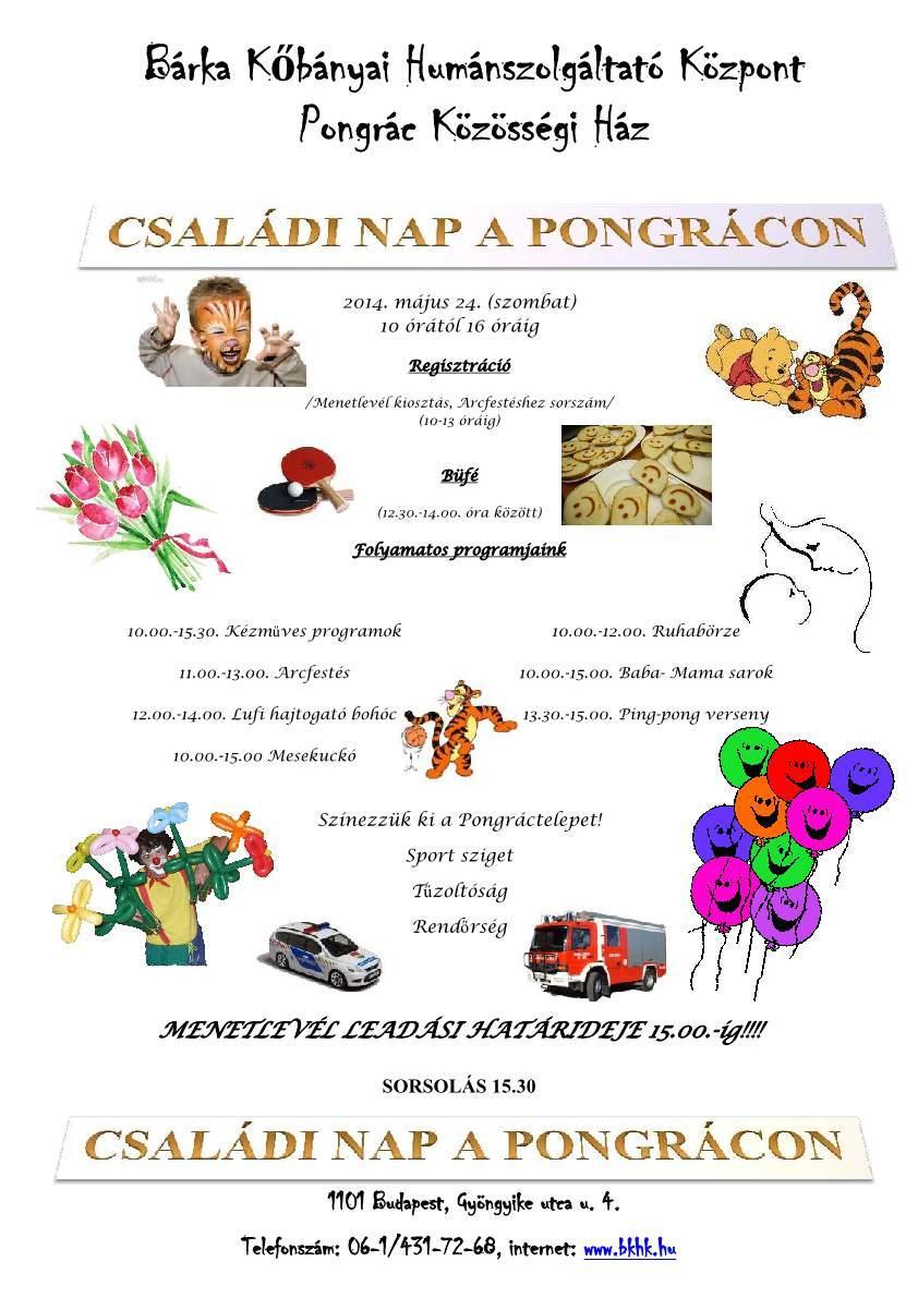 2014.05.15_PKH_Pongrac_Csaladi_Nap_plakat