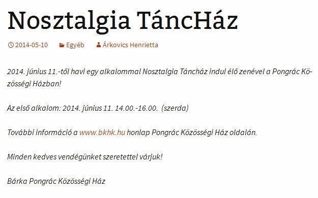 2014.06.09_PKH_Nosztalgia_Tanchaz_plakat