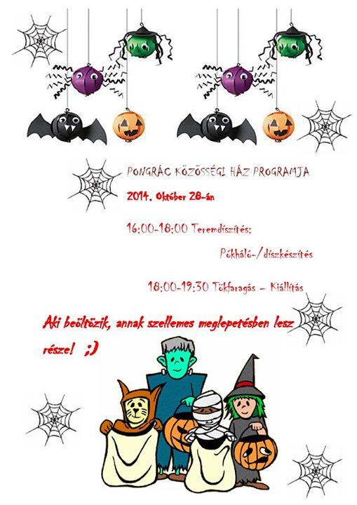 2014.10.21_PKH_halloween_kezmuves_foglalkozas_plakat