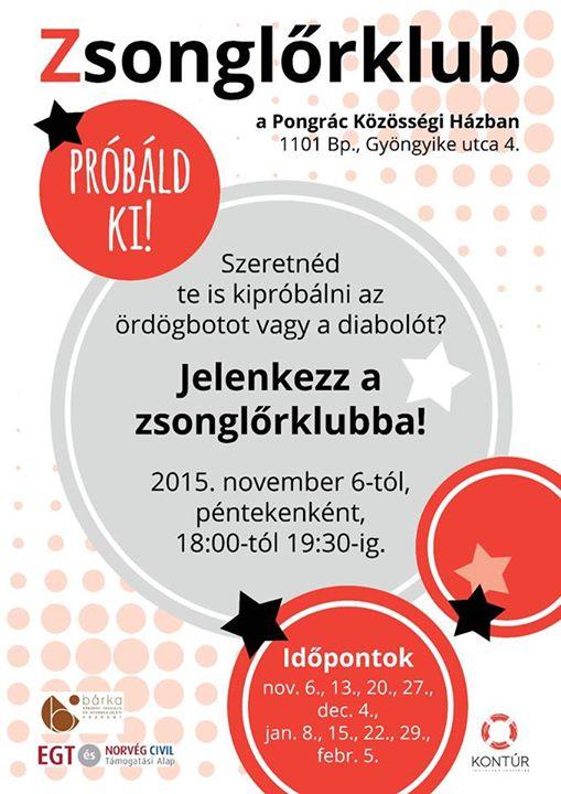 2015.10.20_PKH_zsonglor klub_plakat