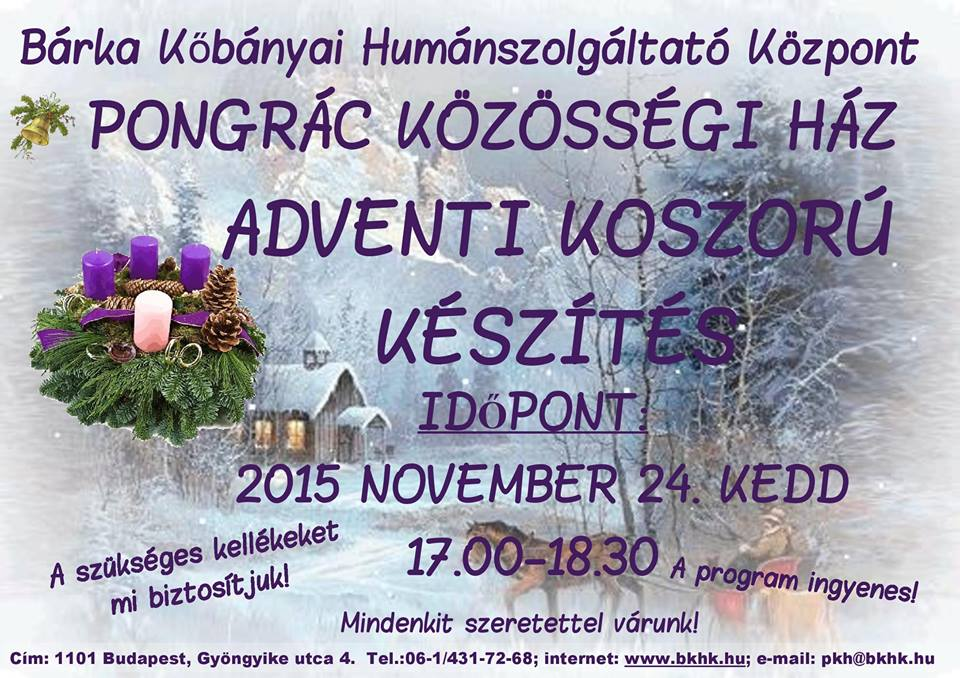 2015.11.04_PKH_adventi koszoru keszites_plakat