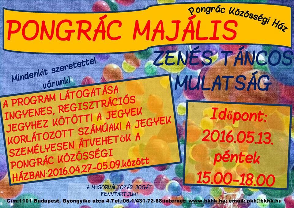 2016.04.15_PKH_Pongrac Majalis_plakat