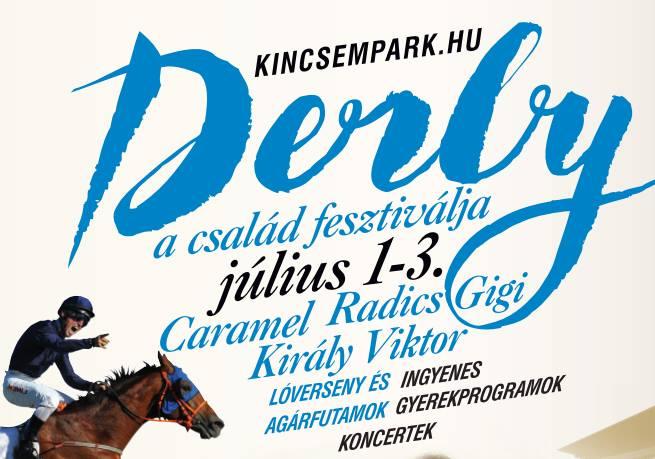 2016.06.27_Kincsem Park_csaladi fesztival_plakat