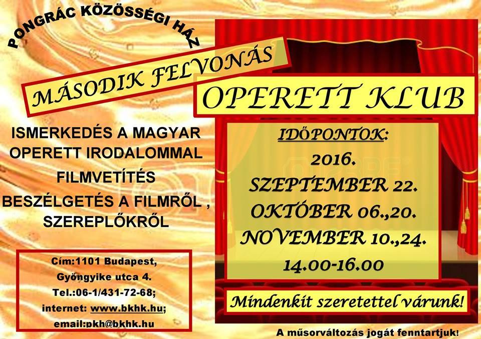 2016.09.12_PKH_operett klub_plakat