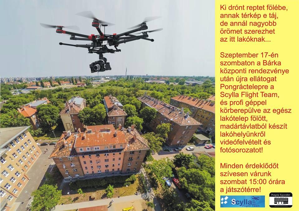 2016.09.15_Dron korbereptetos plakat