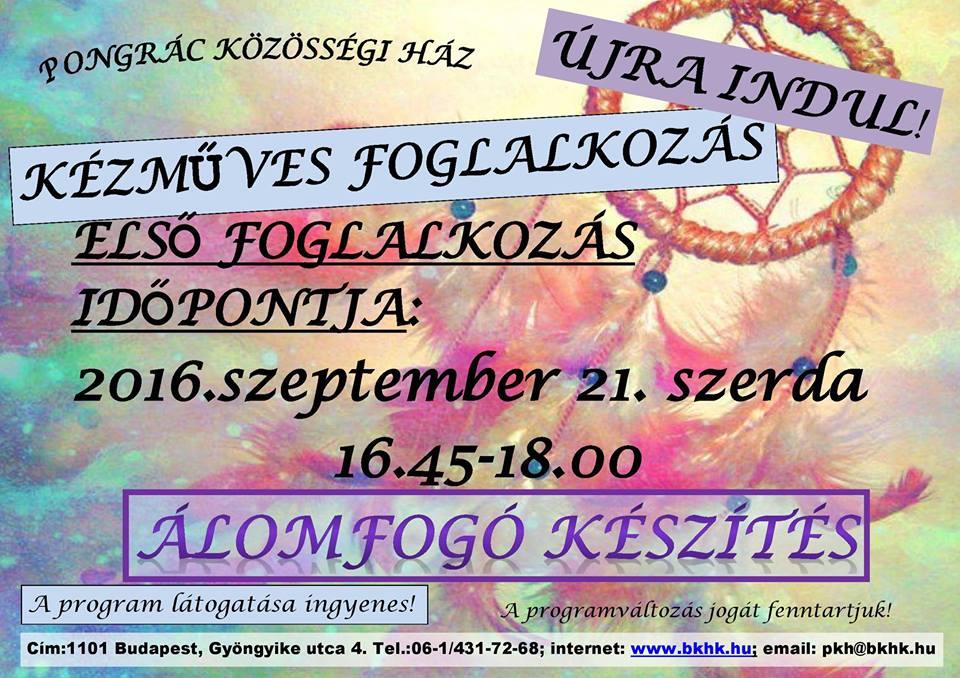 2016.09.18_PKH_kezmuves foglalkozasok_plakat