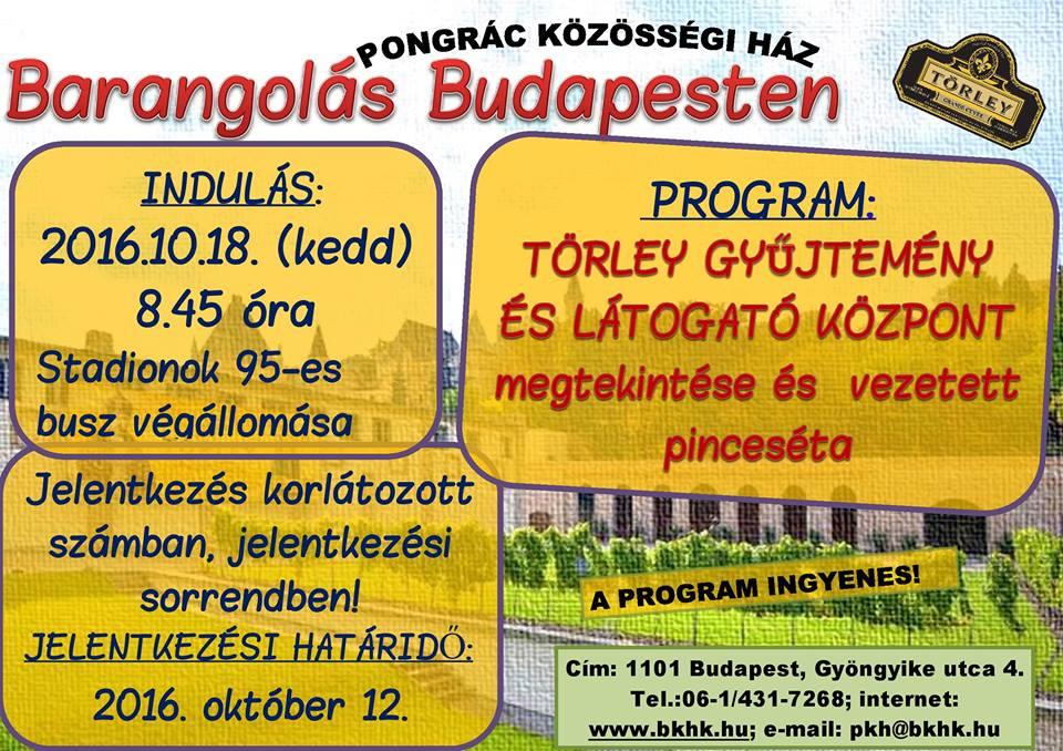 2016.10.01_PKH_Barangolas Budapesten_plakat