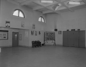 A Petőfi mozi belső tere 1973-ban. Fotó: Hangosfilm.hu